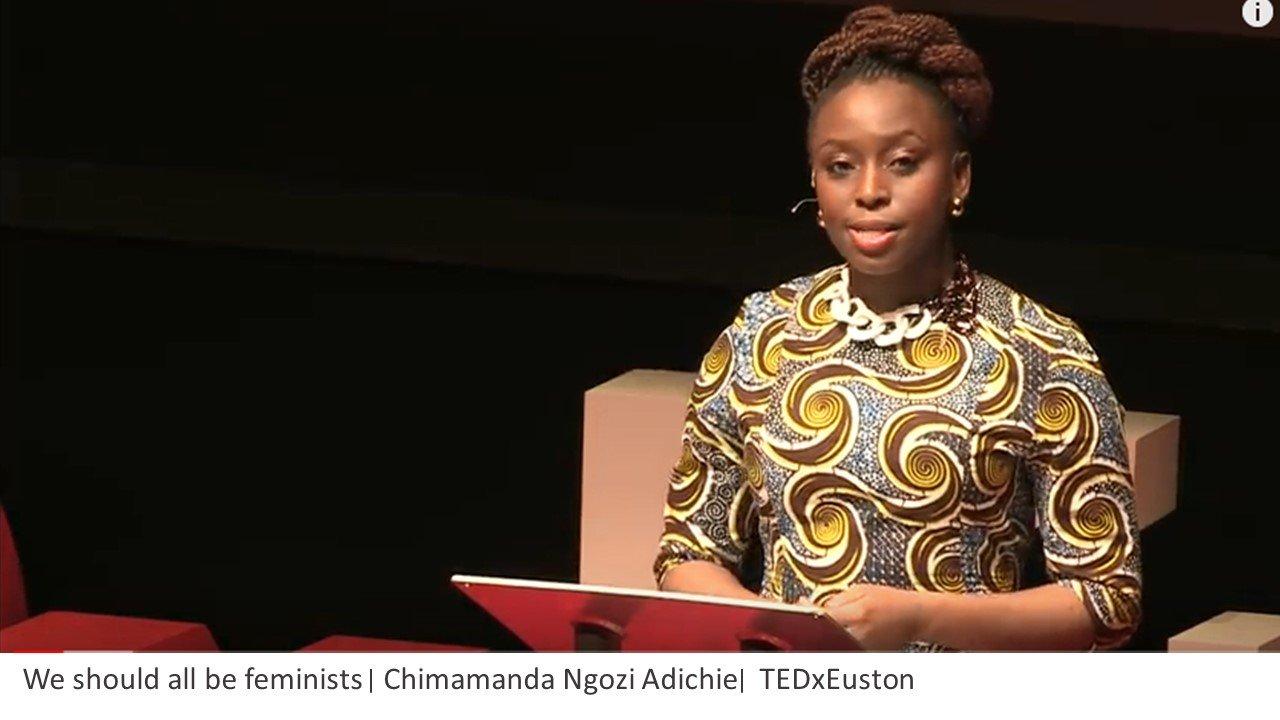 Chimmanda Ngozi Adichie video