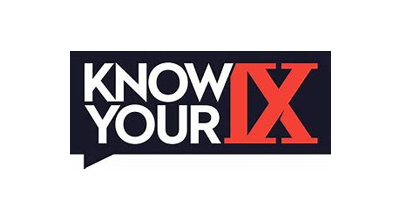 Know Your IX Logo