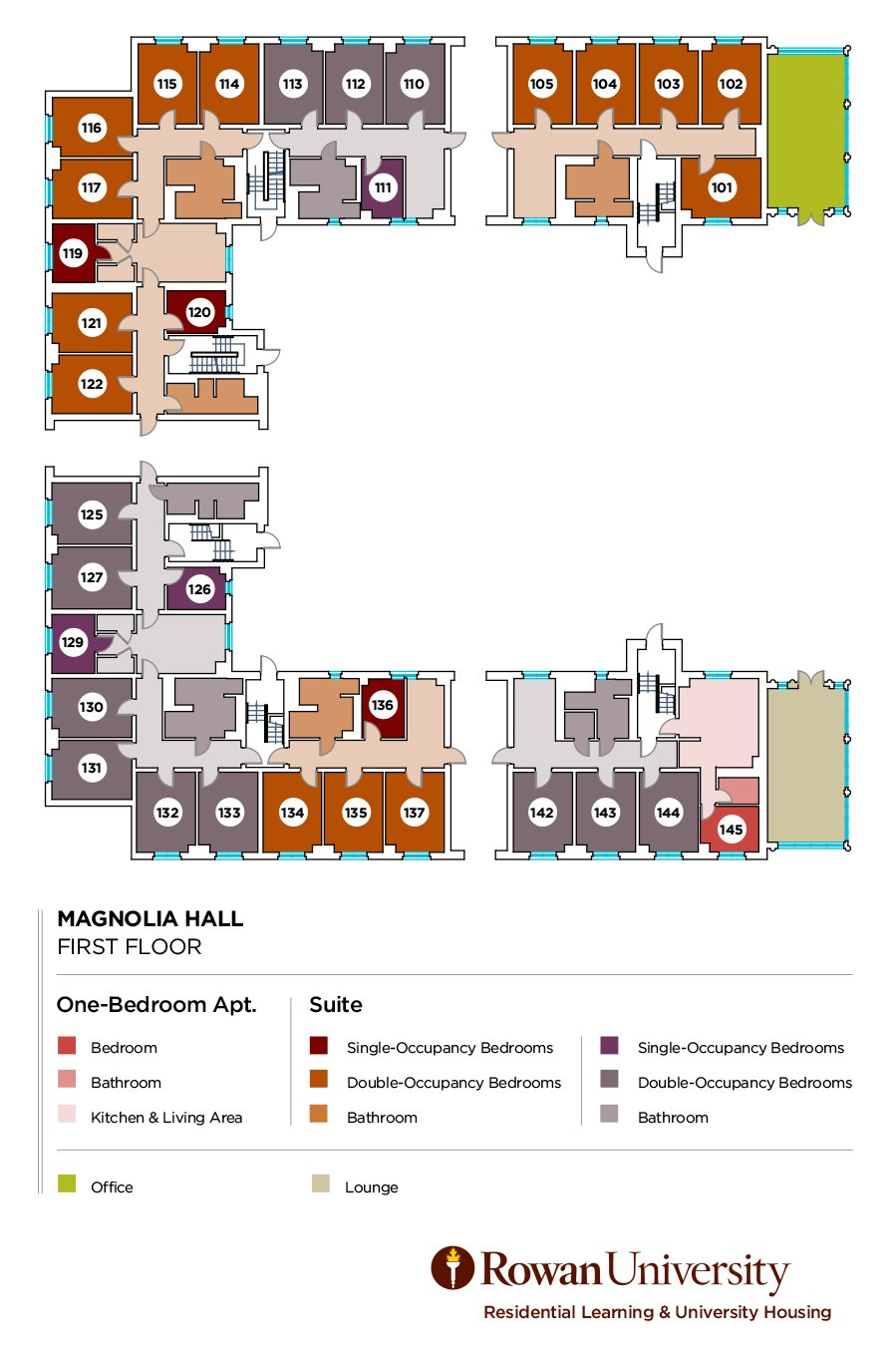 Magnolia Hall Description Residential Learning And