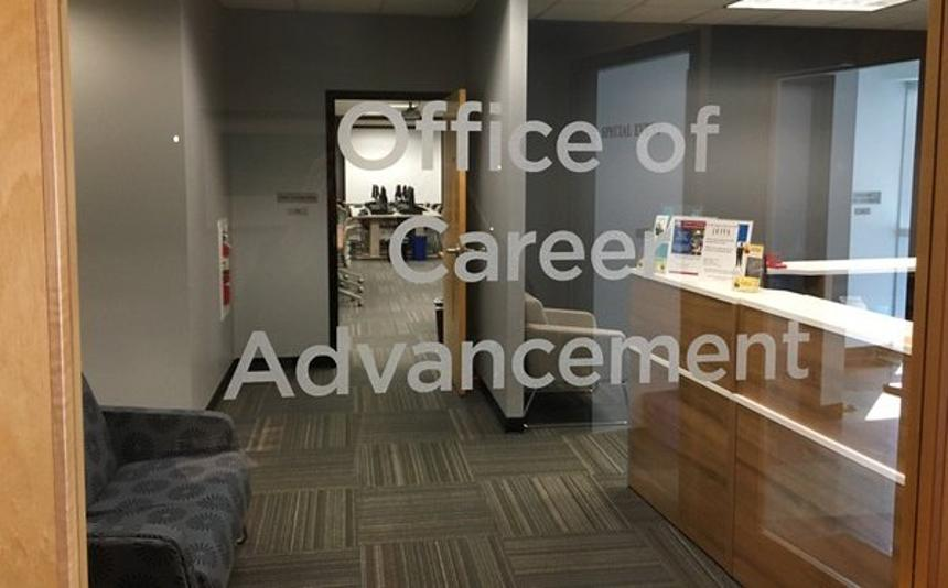 Welcome To The Office Of Career Advancement