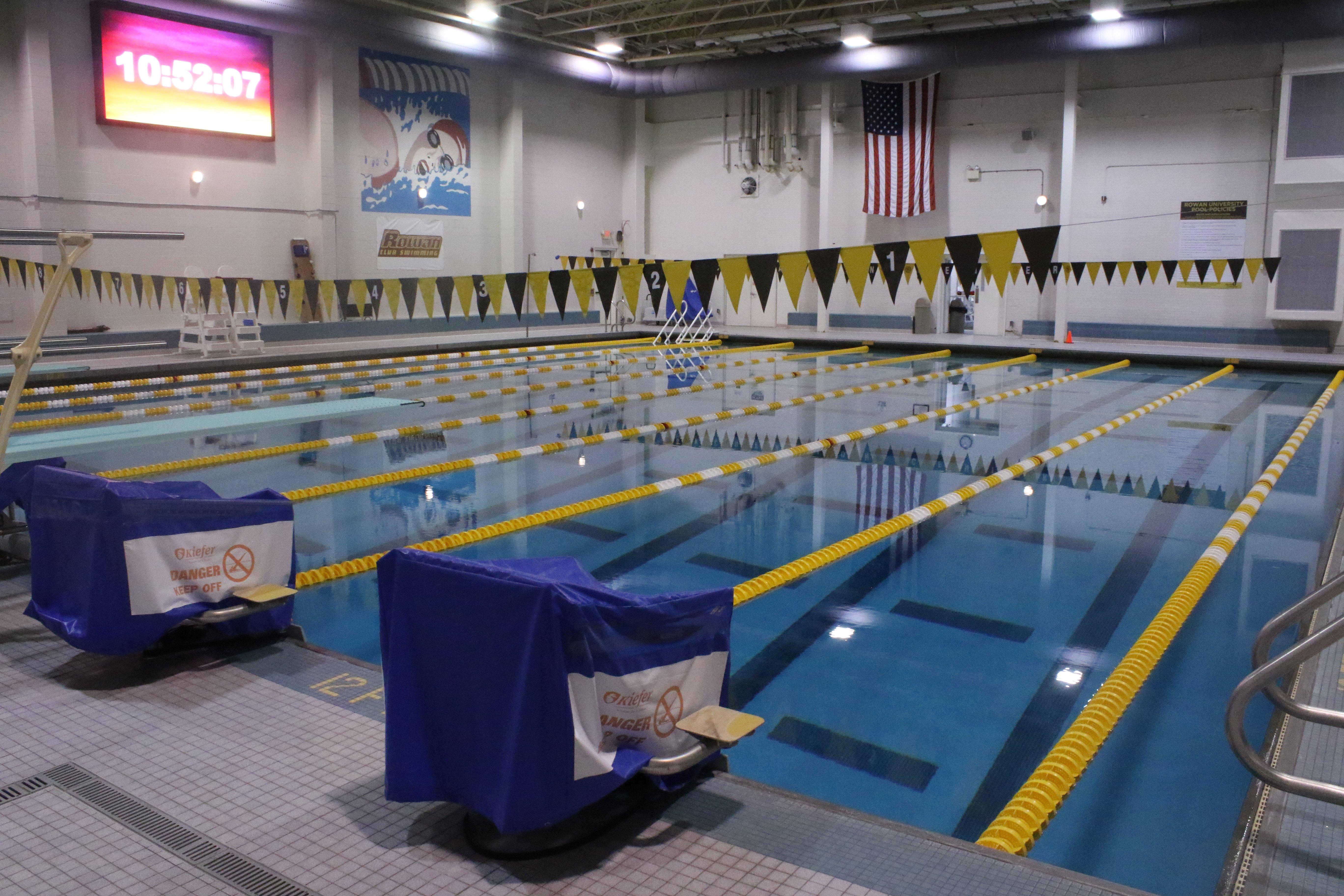 Campus Recreation   Rec Center   Rowan University
