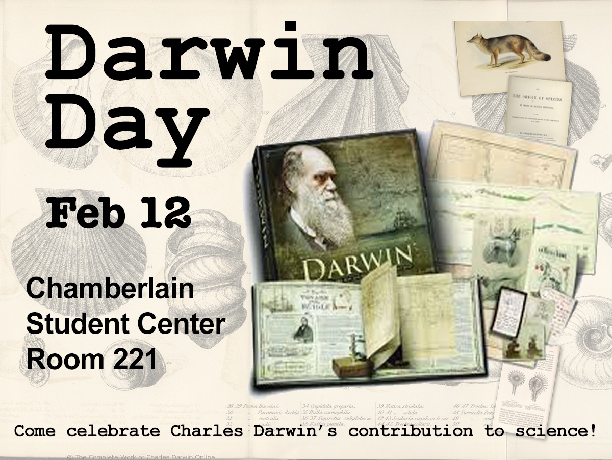 what was charles darwins contribution to science